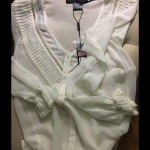 Kkardashian blouse
